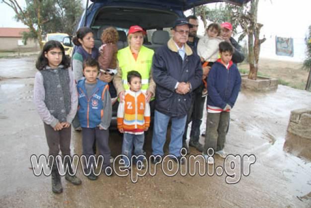 Έκκληση να βρεθεί σπίτι για οικογένεια ανέργου με έξι παιδιά